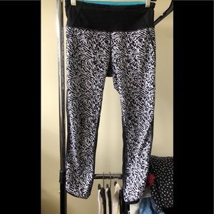 Lululemon Pattern Leggings